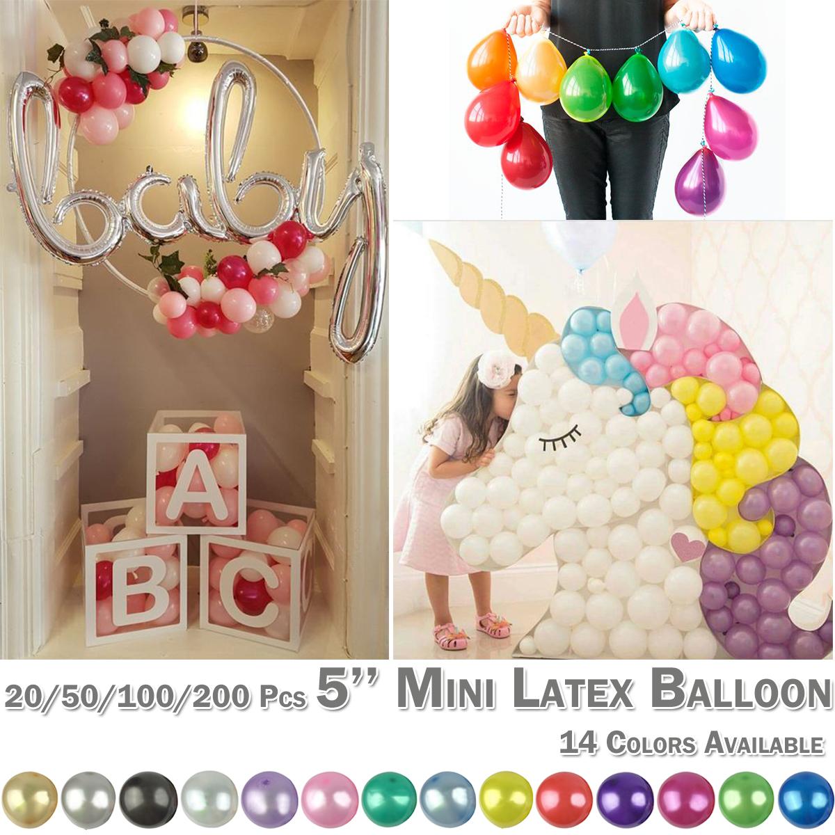 36/'/' Valentinstag Makronen Folienballon Luftballon Latex Balloon Hochzeit Dekor